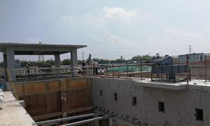 齐城污水处理厂提标改造工程简介