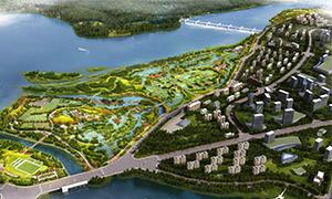 抚州三江湿地公园项目