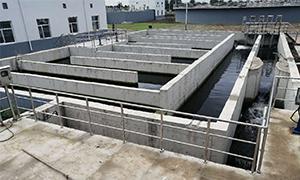 丹东新区污水处理厂一期(第一阶段)工程